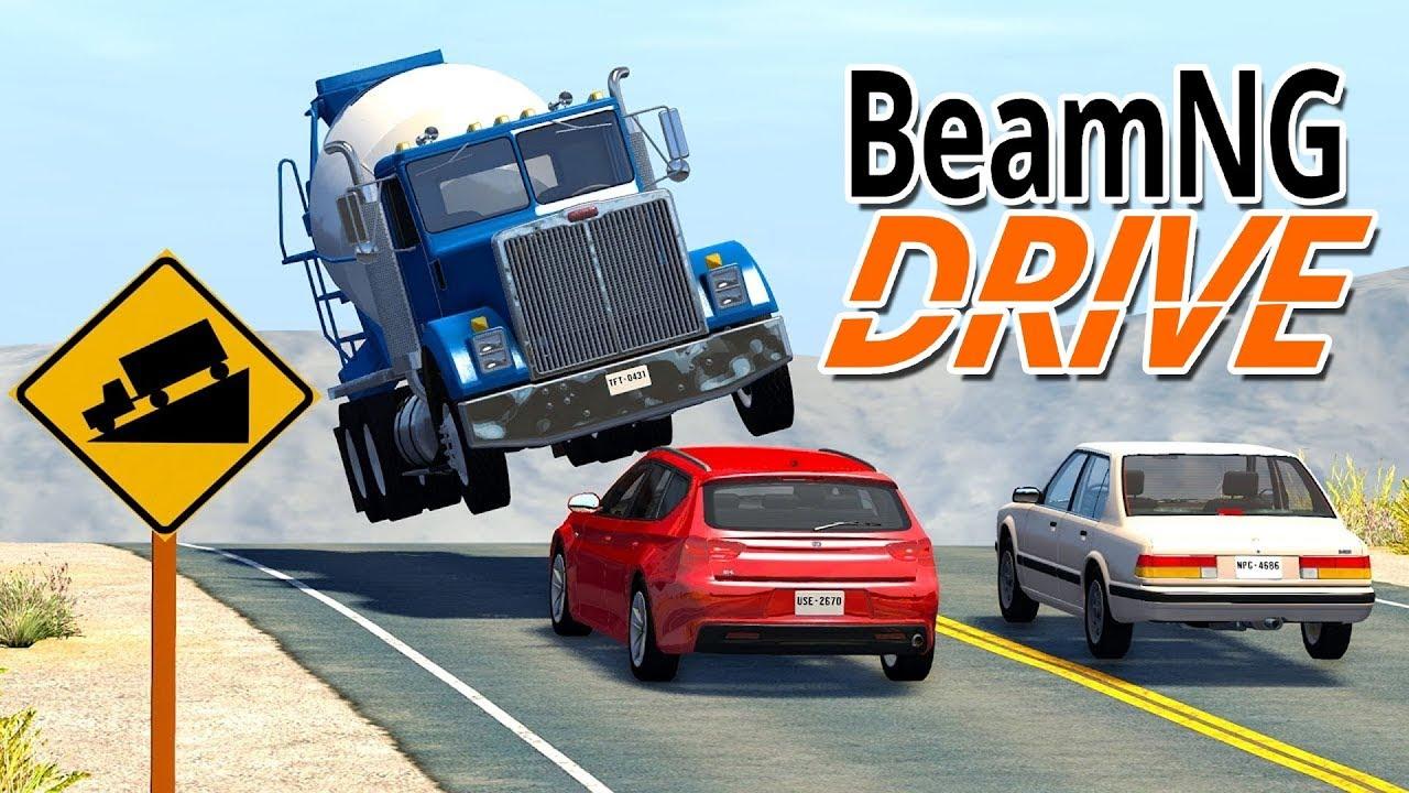 Tải game BeamNG.drive full crack