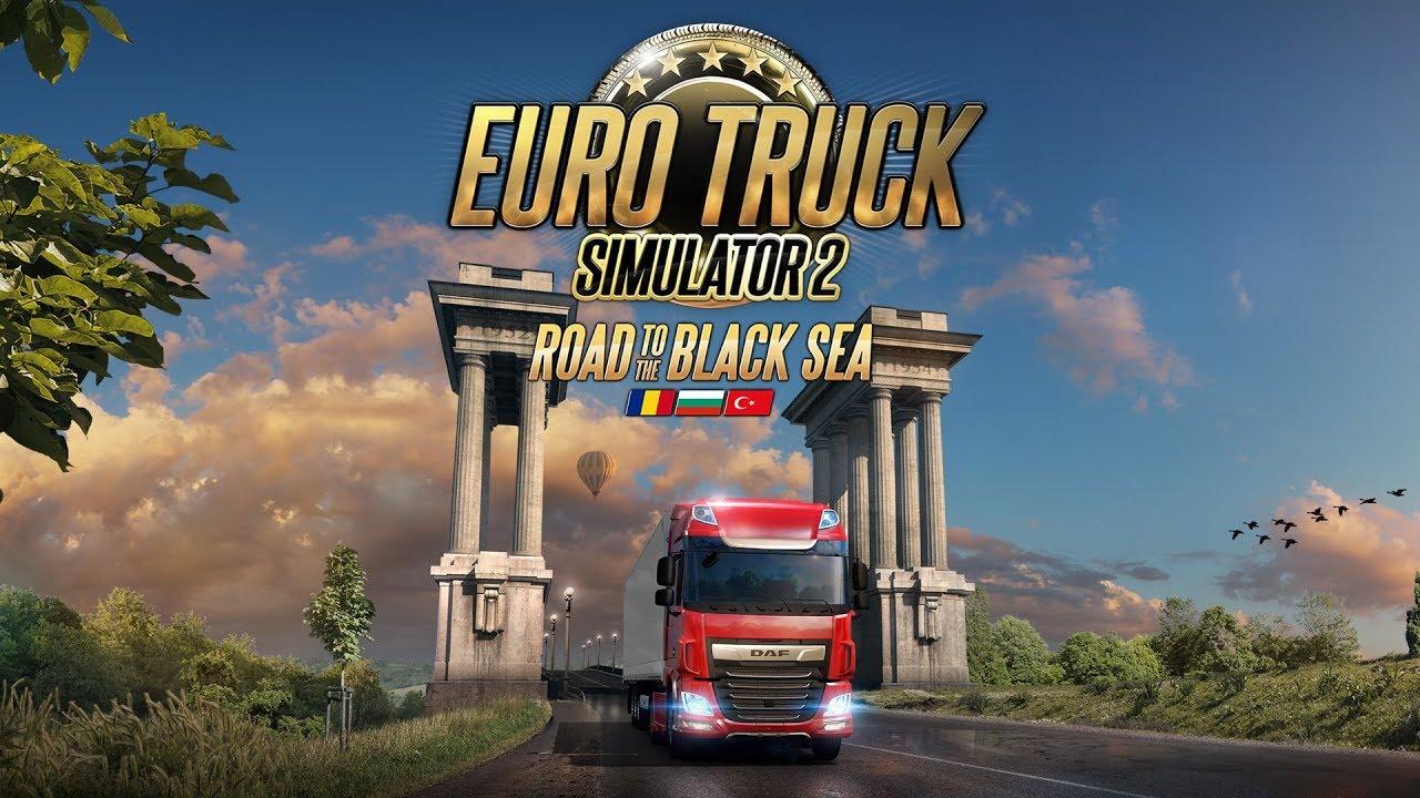 Tải game Euro track simulator 2 crack