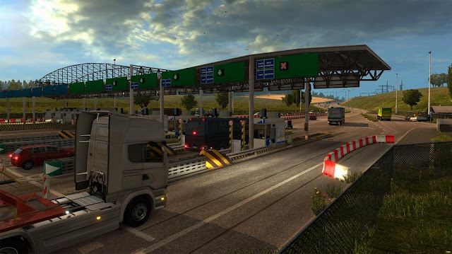 Tải game Euro Track Simulator 2 Full crack