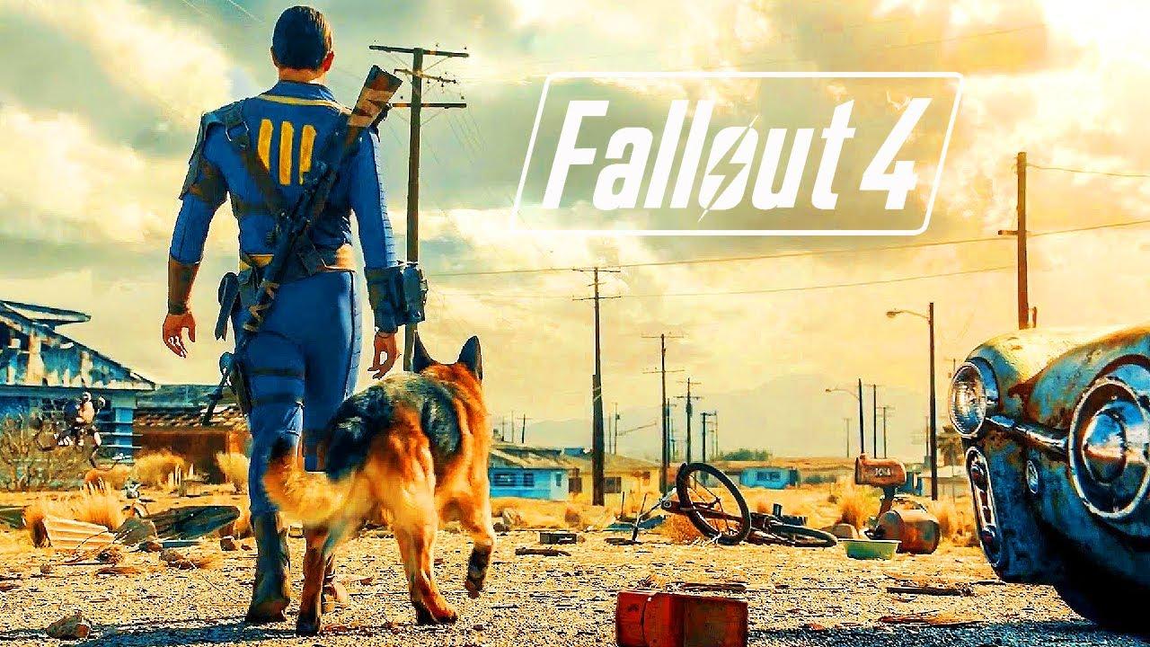 Tải Fallout 4 Full