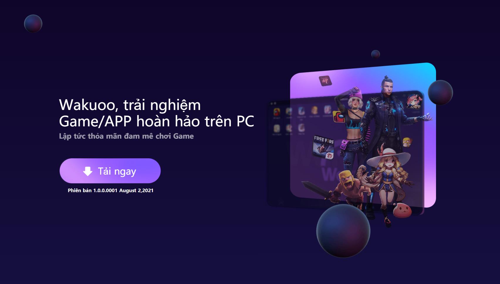 Giả lập Android Wakuoo