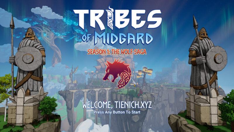 Hướng dẫn cài Tribes of Midgard