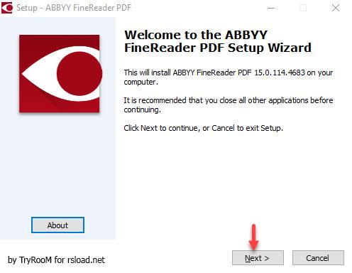 Cìa đặt ABBYY FineReader 15 Full Crack