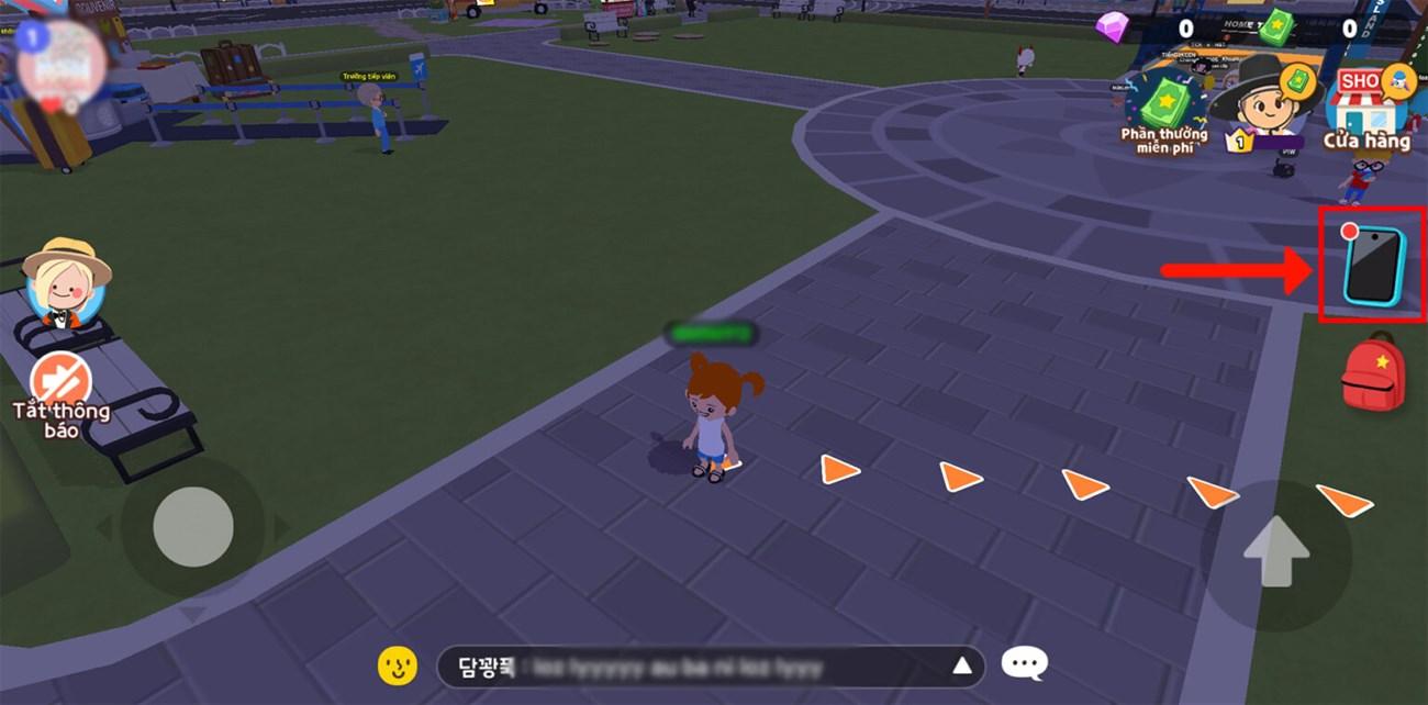 Hướng dẫn nhập code play together